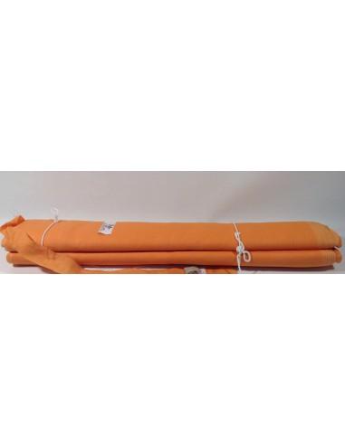 Tessuto Puro Lino   Bellora   306   - H 70  Arancio