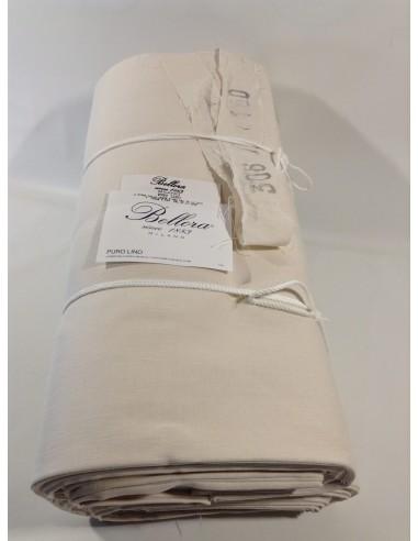 Tessuto Puro Lino Bellora 306 - H180 avorio
