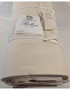 Tessuto Puro Lino Bellora 306 - H 240 avorio