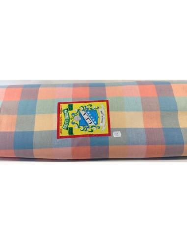 Tessuto in puro cotone x tovaglie altezza 140 cm Emilio Gatti Var  02
