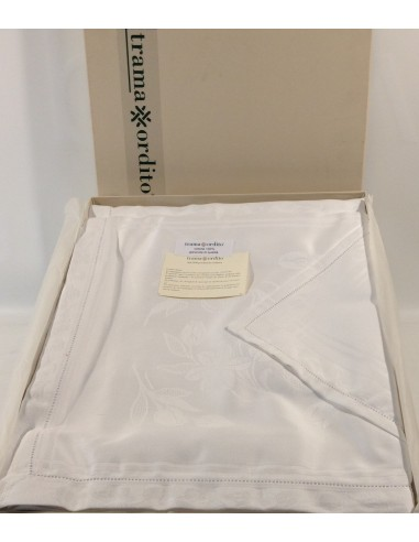 Servizio da tavola di  fiadra  x 12  150 x 320 col. bianco