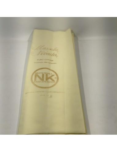 Tessuto  Mussola Nevada - NK  H 270 giallo