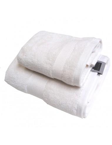 Telo bagno Zucchi Solo Tuo Bianco   100 x 150